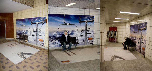 8-street-marketing-ski-metro-station-fly-to-st-barts-le-news