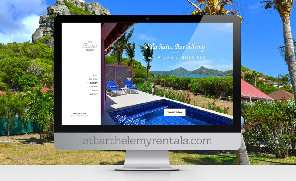 villa rosebud anse des cayes st barthelemy rentals decombe web designer sbh