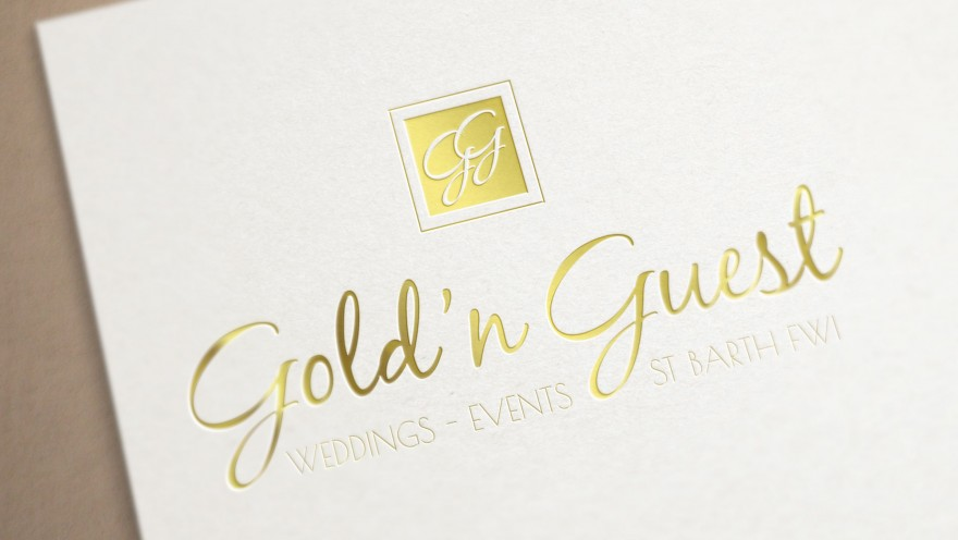 Gold-Letterpress